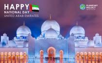 Happy National Day United Arab Emirates