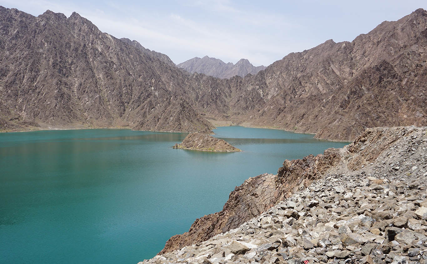 Hatta Green Lake